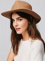 Free People Sawyer Felt Cowboy Hat