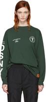 Heron Preston Green DSNY Edition Long Sleeve 'Uniform' T-Shirt