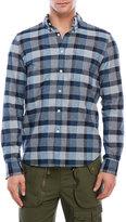Steven Alan Classic Collegiate Button-Down Sport Shirt