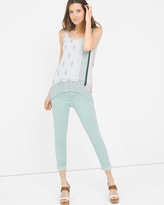 White House Black Market Petite Skinny Crop Jeans