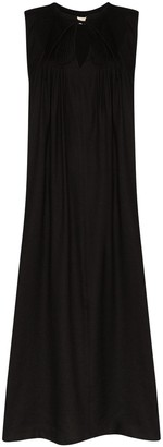 Missing You Already Tie-Fastening Dress