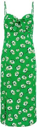 Vix Paula Hermanny V I X Paula Hermanny Petals Teresa Floral-print Midi Dress