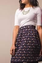 Mata Traders Bailee Button Skirt