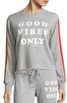 Spiritual Gangster Good Vibes Only Sweatshirt