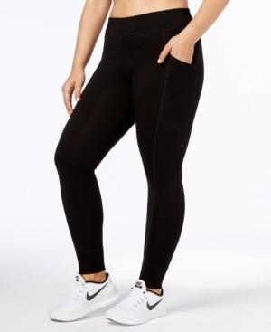 Calvin Klein Plus Size Leggings