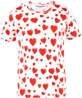 Mini Rodini Hearts SS Tee