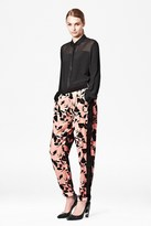 French Connection Vine Bloom Trousers