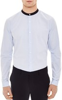 Sandro Symphony Classic Fit Button-Down Shirt
