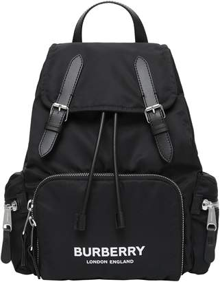 Burberry Medium Logo Rucksack