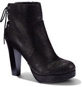 New York & Co. Lace-Up Platform Ankle Boot