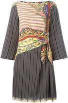Etro side knot dress