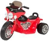 Lil Rider Lil' Rider Mini Three Wheel Police Chopper Ride-On