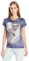 The Mountain Junior's Adventure Wolf Graphic T-Shirt