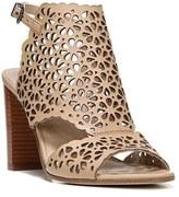 Via Spiga Women's Garnet Perforated Ankle Strap Sandal
