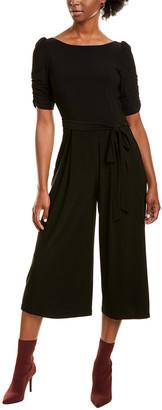 Eliza J 3/4-Sleeve Jumpsuit