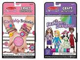 Melissa & Doug ; On the Go Craft Activity Sets - Friendship Bracelets and...