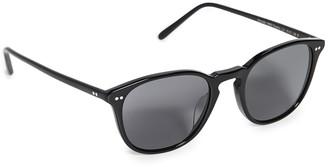 Oliver Peoples Forman LA Polarized Sunglasses