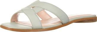 AVEC LES FILLES Women's Blaye Flat Sandal