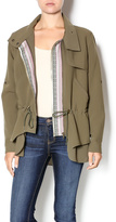 Greylin Woven Jacket
