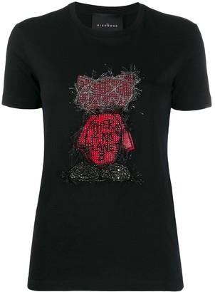 John Richmond Belize embellished T-shirt