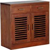 Kayu Estate Buffets & Sideboards Kona Pecan 2 Drawer Buffet