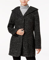 Bar III Hooded Walker Coat, Only at Macy's