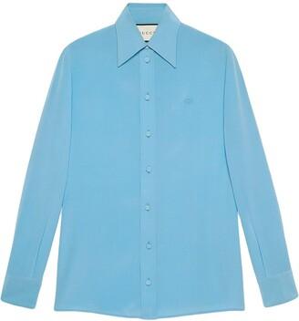 Gucci GG long-sleeved shirt