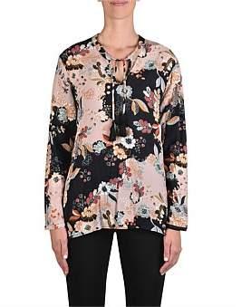 Jump Swirl Floral Shirt