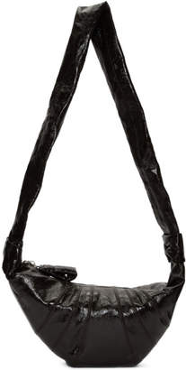 Lemaire Brown Shiny Bum Bag
