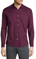 ATM Anthony Thomas Melillo Classic Button-Down Shirt, Burgundy
