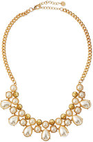 Jules Smith Designs Pearly Stud Statement Necklace