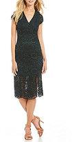 Antonio Melani Penny Corded Lace Dress