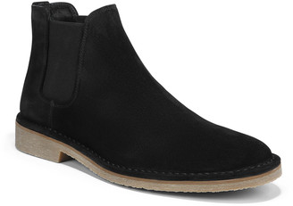 Vince Men's Sanford Leather Chelsea Boots