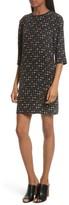 Equipment Women's Aubrey Floral Silk Shift Dress