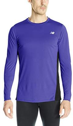 New Balance Men's Accelerate T-Shirt,M