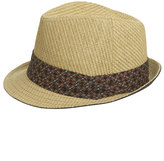 Contrasting Band Fedora