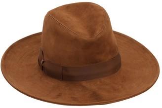 Borsalino Suede Hat