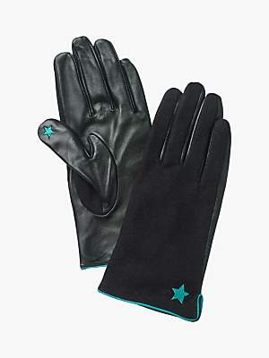 White Stuff Lucy Star Leather Gloves