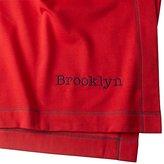 Personalized Standard Issue Red Sweatshirt Blanket