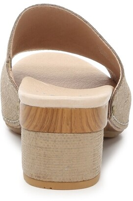 Dansko Maci Platform Sandal