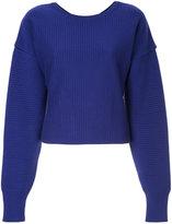 Le Ciel Bleu 2WAY knit corset