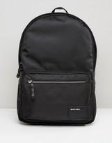Diesel Drum Roll Backpack In Black