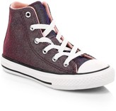 Converse Girl's Chuck Taylor All Star Space Star Sneakers