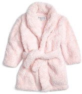 Little Giraffe Toddler Girl's Chenille Robe