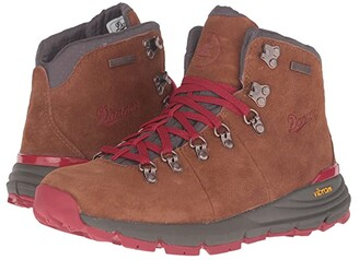 Danner Mountain 600 4.5 (Brown/Red) Women's Shoes