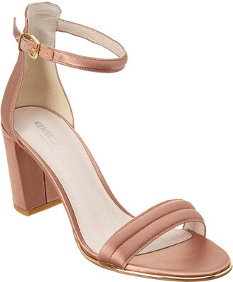Kenneth Cole New York Lex Satin Sandal