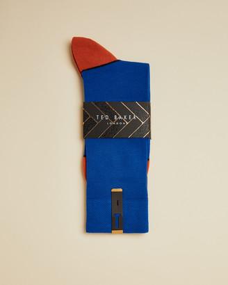 Ted Baker JACK Plain cotton socks