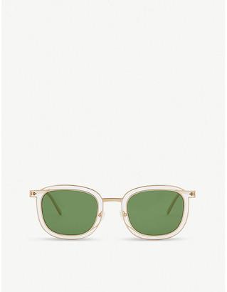 Thierry Lasry 08O000174 Vigilanty rectangular-frame sunglasses