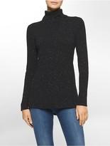 Calvin Klein Flecked Turtleneck Sweater