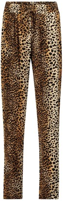 Melissa Odabash Jude cheetah-print pants